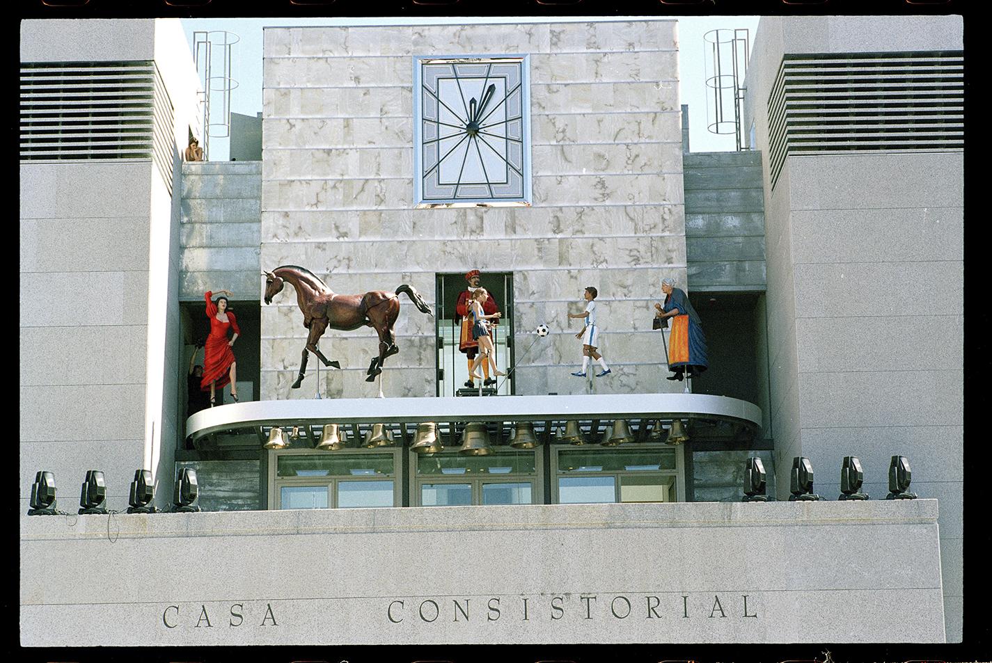 Automates Leganes Madrid Espagne