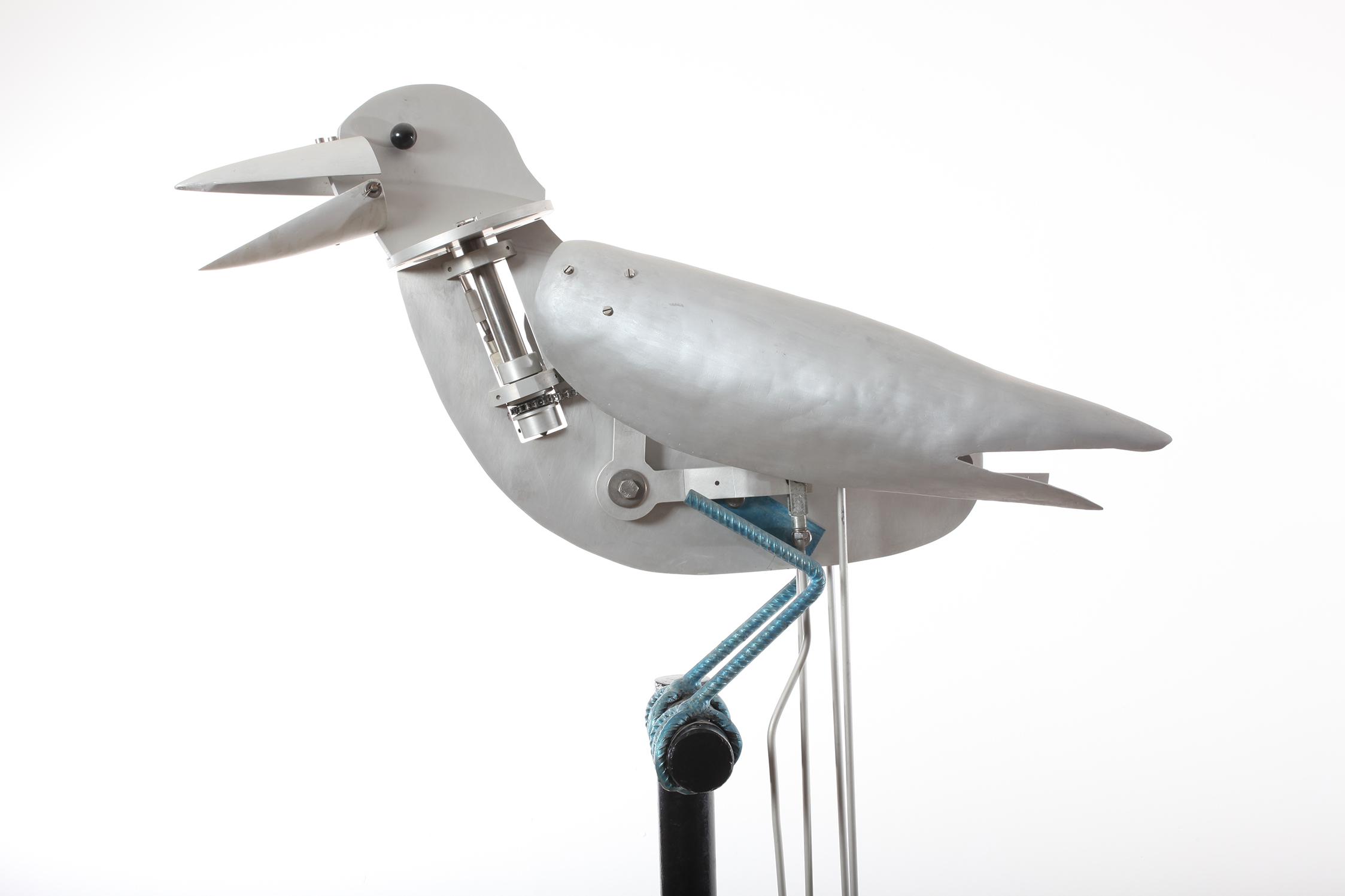 Automate personnel - Oiseau mécanique