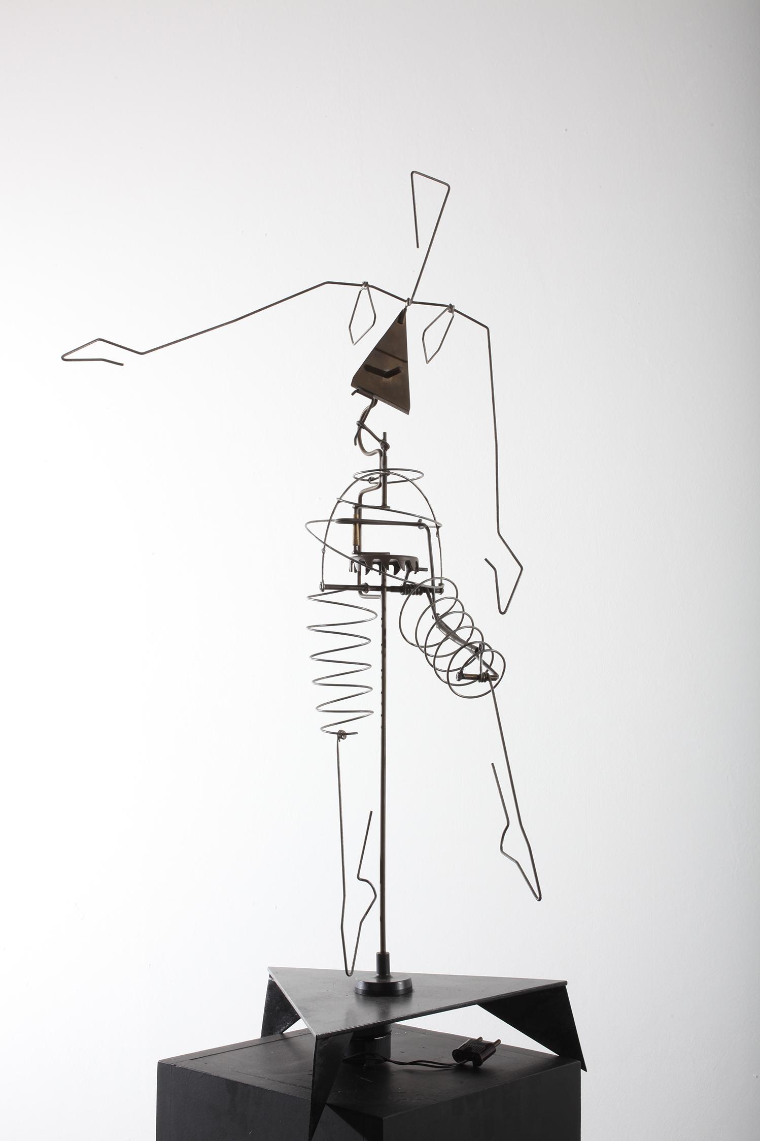 Automate personnel - Danseuse