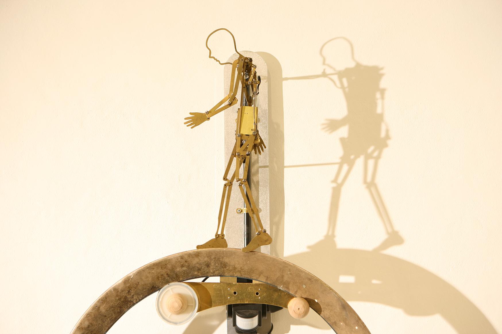 Automate personnel - Le marcheur